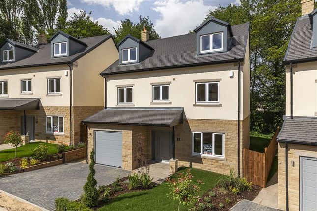 Thumbnail Detached house for sale in 3 The Heathers, Ilkley, West Yorkshire