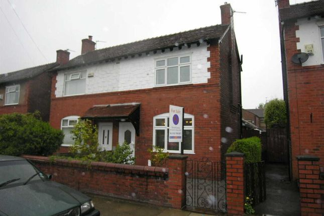 Thumbnail Semi-detached house to rent in Normanby Road, Walkden, Manchester