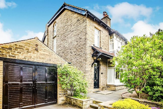 Thumbnail Semi-detached house for sale in Manchester Road, Cowlersley, Huddersfield