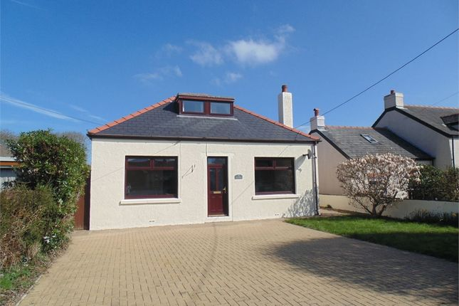 Thumbnail Detached bungalow for sale in New Road, Hook, Haverfordwest, Pembrokeshire