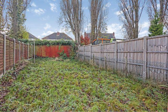 Rear Garden of Pear Tree Lane, Fallings Park, Wednesfield, Wolverhampton WV11