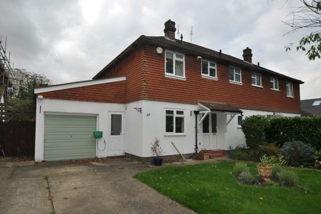 3 bed semi-detached house for sale in Ray Park Avenue, Maidenhead