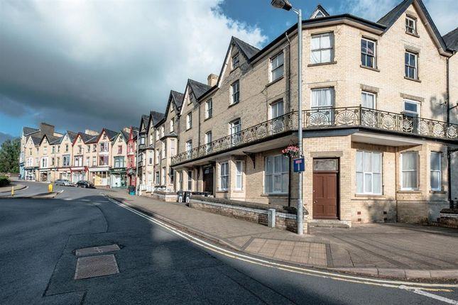 Street View of 8 Cadwallader, Park Crescent, Llandrindod Wells LD1