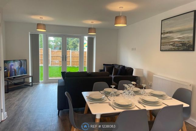 Thumbnail End terrace house to rent in Saxelbye Avenue, Derby