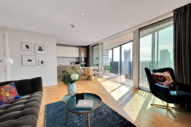 Thumbnail Flat to rent in Southwark Bridge Road, London