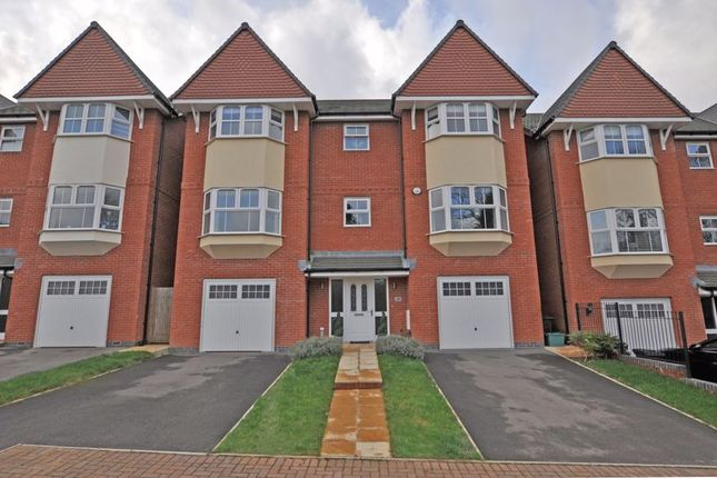 Thumbnail Detached house for sale in Stunning Executive House, Broadleaf Way, Newport