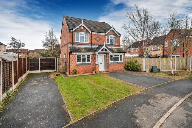 Thumbnail Detached house for sale in Lhen Close, Muxton, Telford, Shropshire
