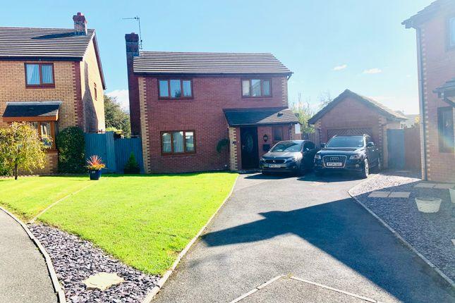 Thumbnail Detached house for sale in Llys Cilsaig, Llanelli