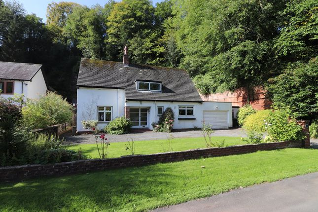 Thumbnail Detached bungalow for sale in Wetheral, Carlisle