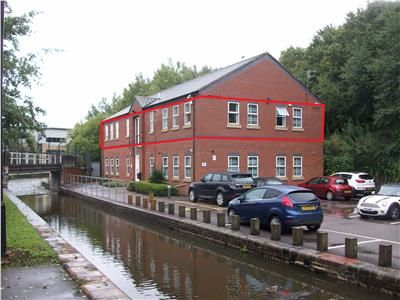 Thumbnail Office to let in Unit 3B First Floor Canal Arm, Festival Park, Stoke On Trent, Staffordshire