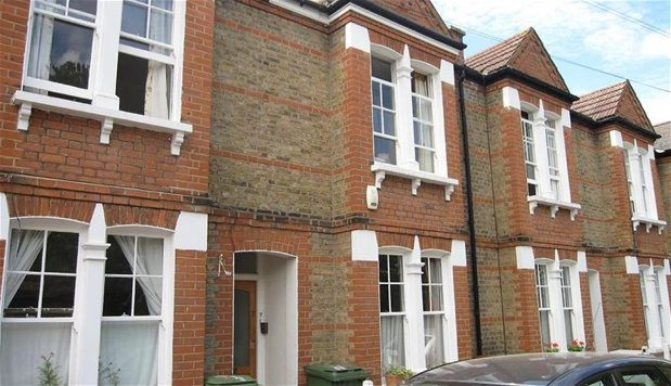 Thumbnail Property to rent in Boxall Road, London