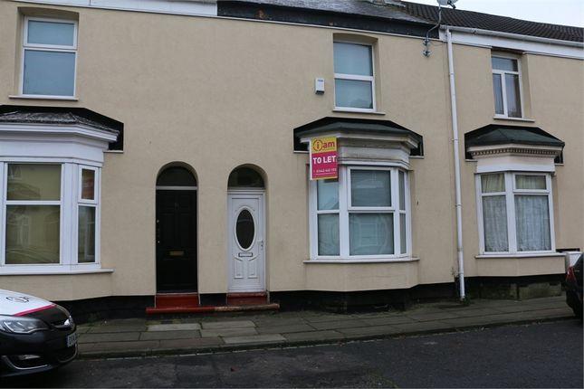 Thumbnail Terraced house to rent in Hampton Road, Stockton-On-Tees