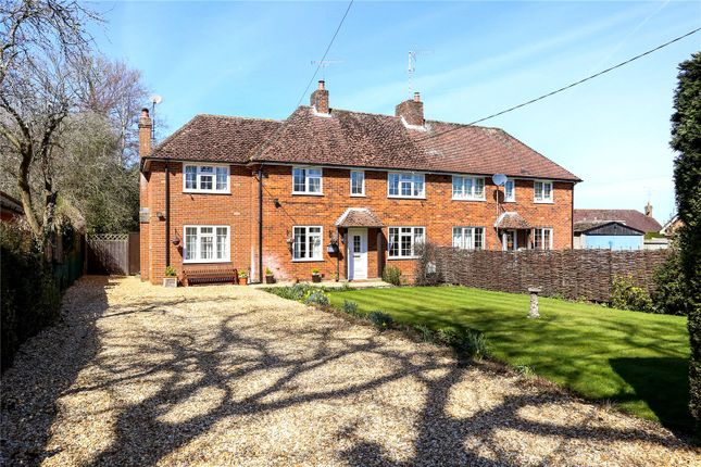 Thumbnail Semi-detached house for sale in South Warnborough, Hook