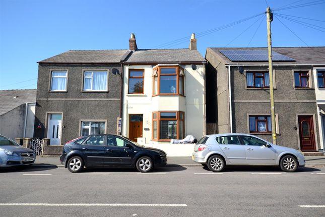 Semi-detached house for sale in High Street, Pembroke Dock