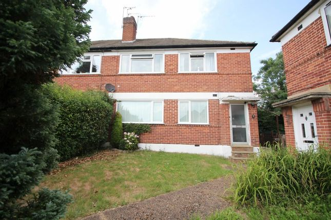 Thumbnail Maisonette to rent in Meadway Gardens, Ruislip