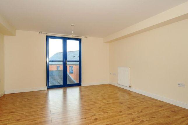Thumbnail Flat for sale in Spa Heights, High Street, Llandrindod Wells