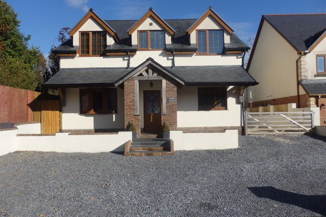 Thumbnail Detached house for sale in Erw Las, Llwynhendy, Llanelli