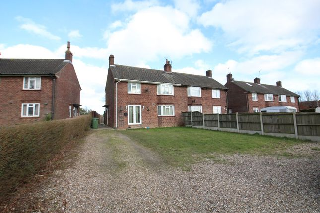 Thumbnail Semi-detached house for sale in Thrigby Road, Runham, Great Yarmouth
