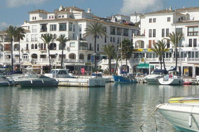 Thumbnail Apartment for sale in Puerto De La Duquesa, Manilva, Málaga, Andalusia, Spain