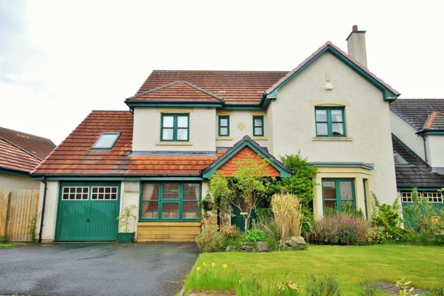 Thumbnail Detached house for sale in Leeburn View, Peebles