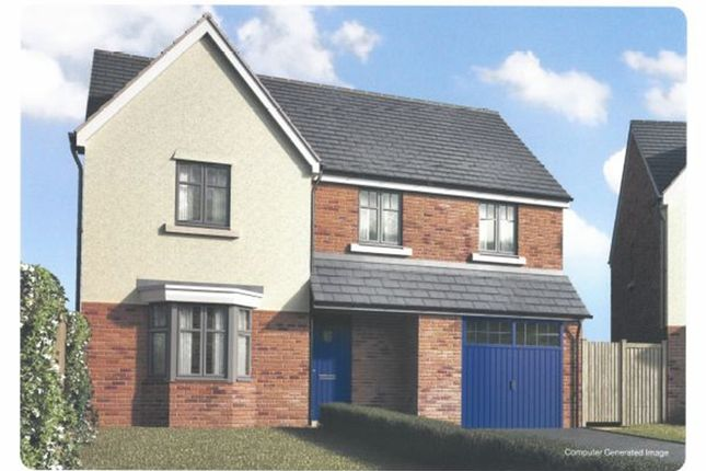 Thumbnail Detached house for sale in Plot 1, Moorland Glade, Hillmorton, Rugby