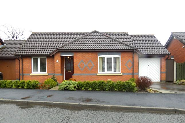 Thumbnail Bungalow for sale in Greenhill Place, Huyton, Liverpool