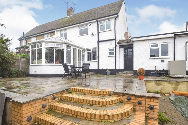 Thumbnail Semi-detached house for sale in Roseley Cottages, Eastwick, Harlow