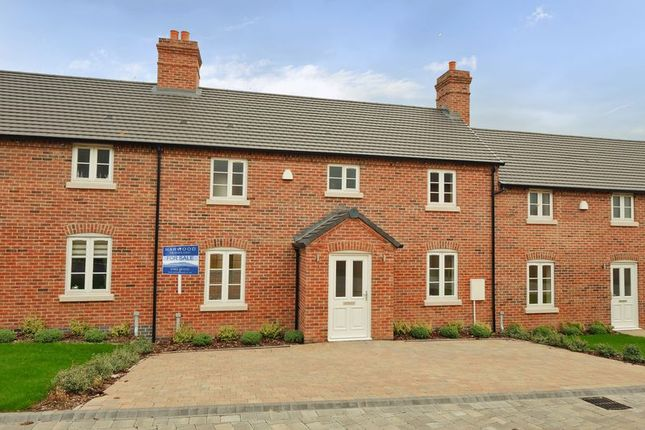 Thumbnail Terraced house for sale in William Ball Drive, Horsehay, Telford
