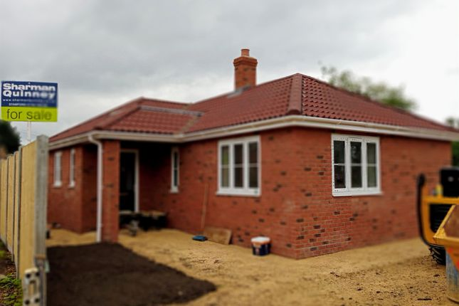 Thumbnail Detached bungalow for sale in The Avenue, Carlby, Stamford
