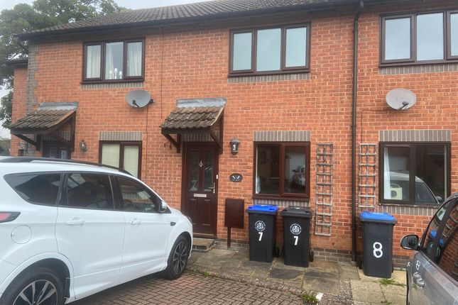 Thumbnail Terraced house to rent in Hillside Croft, Napton, Southam