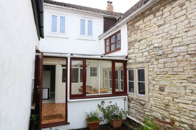 Thumbnail Terraced house to rent in Wells Road, Hallatrow, Bristol
