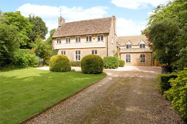 Thumbnail Detached house for sale in Westhall Hill, Fulbrook, Burford, Oxfordshire