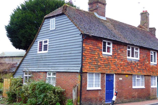 Thumbnail Property to rent in North Street, Rotherfield, Crowborough