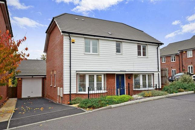 Thumbnail Detached house for sale in Plaxton Way, Herne Bay, Kent