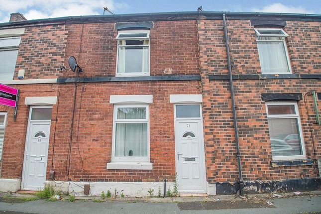 Thumbnail Terraced house to rent in Coomassie Street, Radcliffe, Manchester