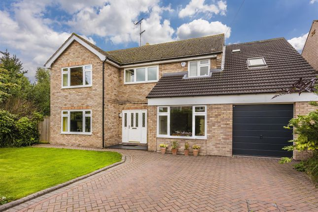 Thumbnail Detached house for sale in Westmere, Hanley Swan, Worcester
