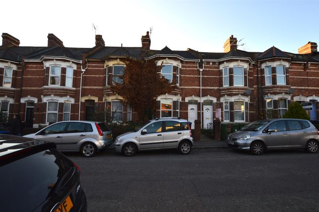 Thumbnail Detached house to rent in St Johns Road, Mount Pleasant, Exeter