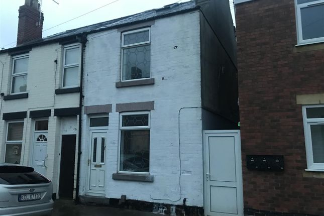 Thumbnail Terraced house to rent in Thoresby Street, Mansfield