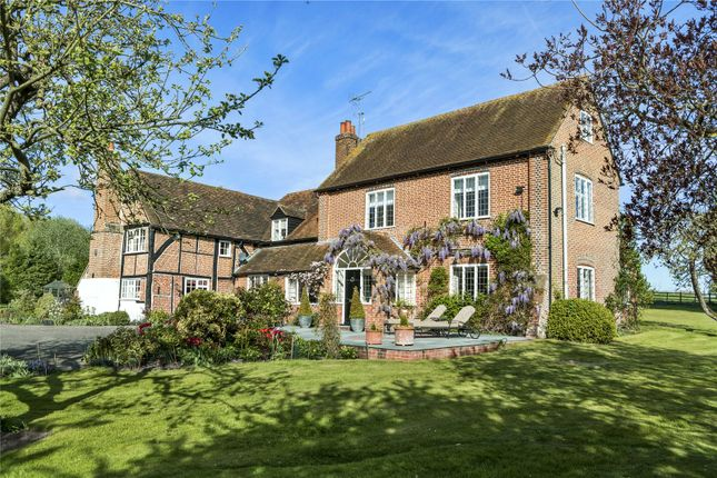 Thumbnail Detached house for sale in Ockham Lane, Ockham, Nr Cobham, Surrey