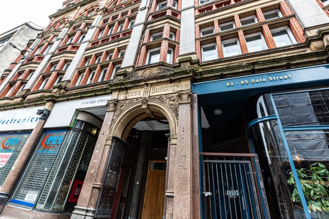 2 bed flat for sale in Dale Street, Liverpool L2