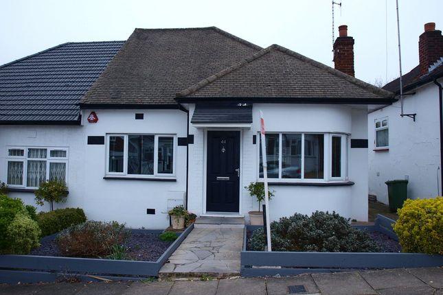 Thumbnail Semi-detached bungalow for sale in Kinloch Drive, London