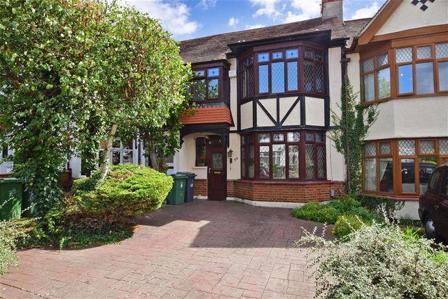 Thumbnail Terraced house for sale in Warren Road, London