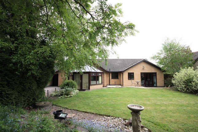 Thumbnail Bungalow for sale in Manor Road, Donington Le Heath, Coalville