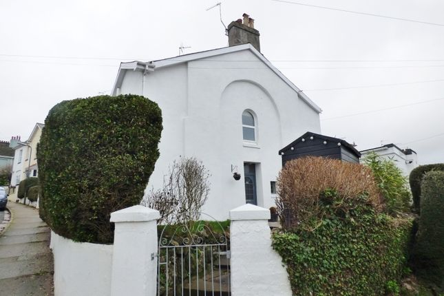 Thumbnail End terrace house for sale in Cambridge Road, Torquay