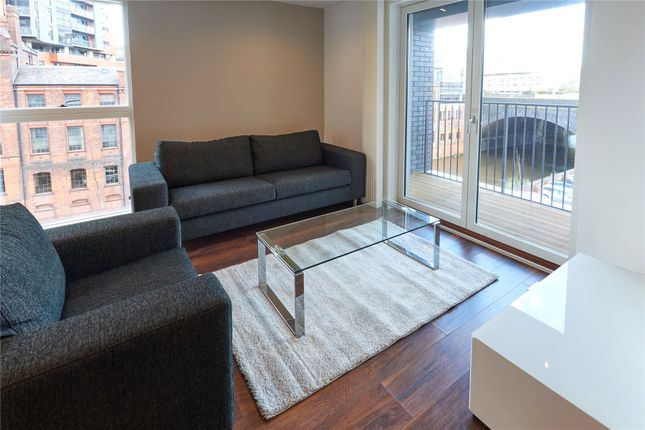 Thumbnail Mews house to rent in New Bridge Street, Manchester, Greater Manchester