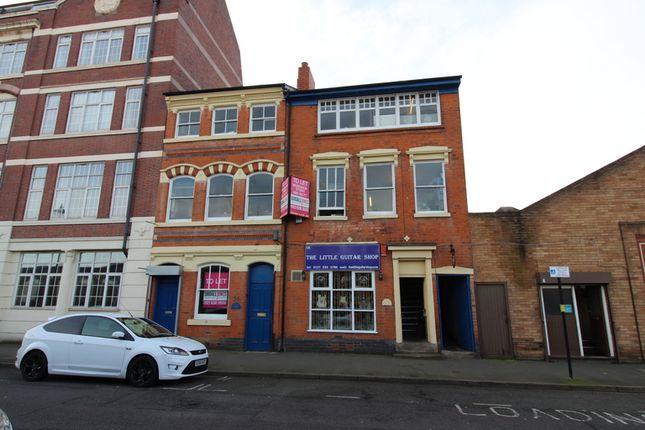 Retail premises to let in Spencer Street, Hockley, Birmingham