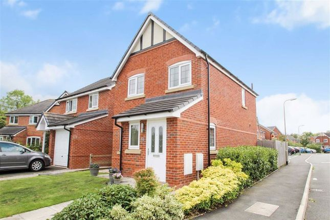 Thumbnail Detached house for sale in Heritage Way, Llanymynech