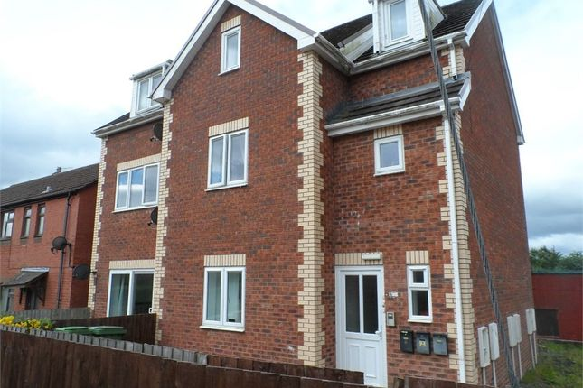 Thumbnail Flat for sale in Commercial Street, Aberbargoed, Aberbargoed, Bargoed