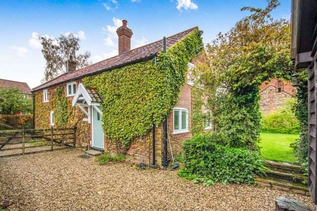 Thumbnail Cottage for sale in The Street, Foxley, Dereham
