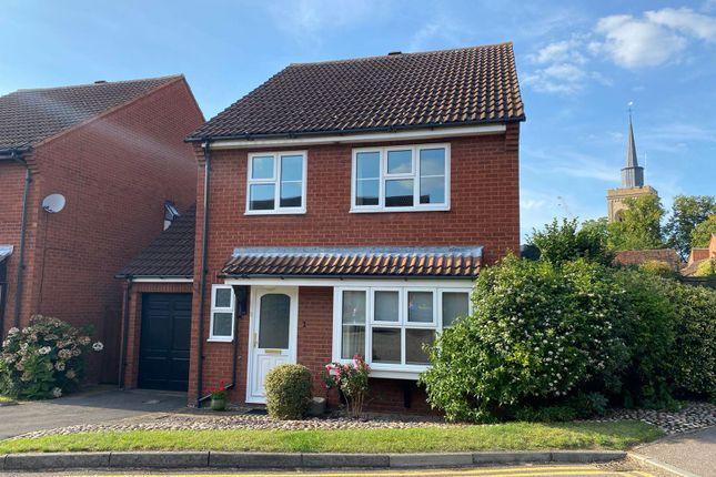 4 bed detached house for sale in Saddlers Close, Baldock SG7